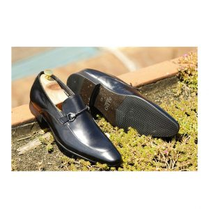 Aldo Black Leather Oxford Shoe Ghulio