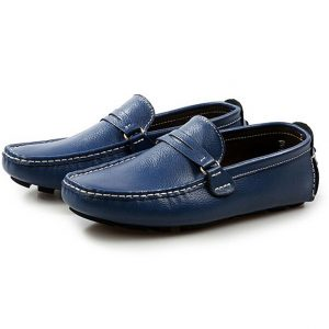 Dolunke P5c11Genuine Leather Flat Loafers Ghulio