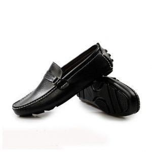 Dolunke P5c11Genuine Leather Flat Loafers Nairobi