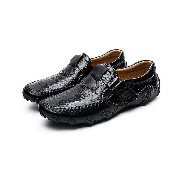 Enlen&Benna Genuine Leather Casual Loafers Kenya