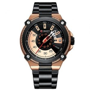 Kenya Curren Relogio Masculino Luxury Watch