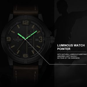 Naviforce 9177 Relogio Masculino Waterproof Watch Kenya