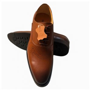 Sos Coffee Brown Lace Up Shoes ghulio