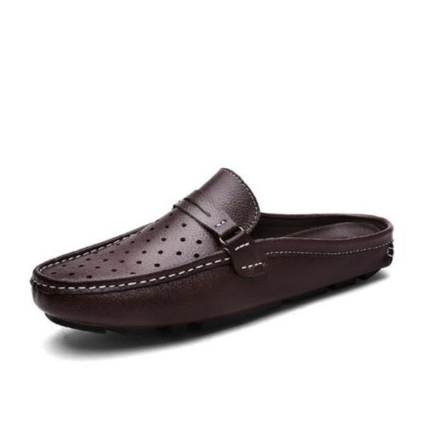 Tangnest XMR2844 Genuine Leather Loafers Ghulio